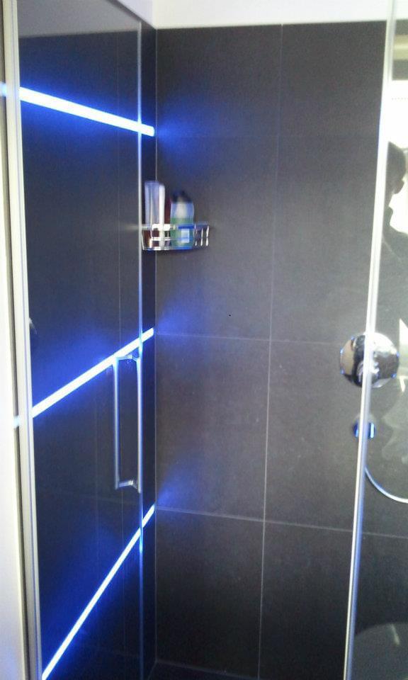 Licht In Dusche Einbauen ~ Wohndesign Ideen
